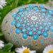 Muster-Mittwoch - April-Mandala Nr.2